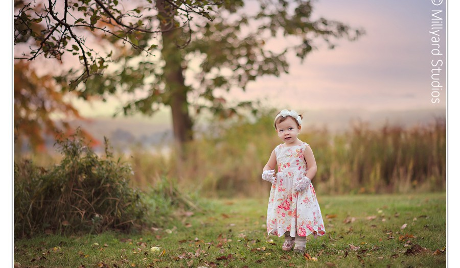 New Hampshire Children's Photographer/ Fall and Holiday Session