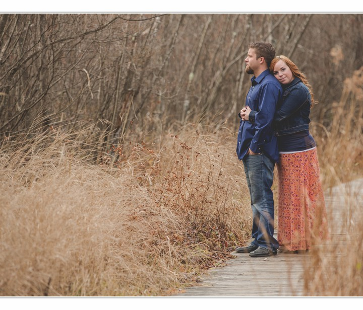NH Wedding Photographers / Millyard Studios / Engagement Session / Kylee & Mike