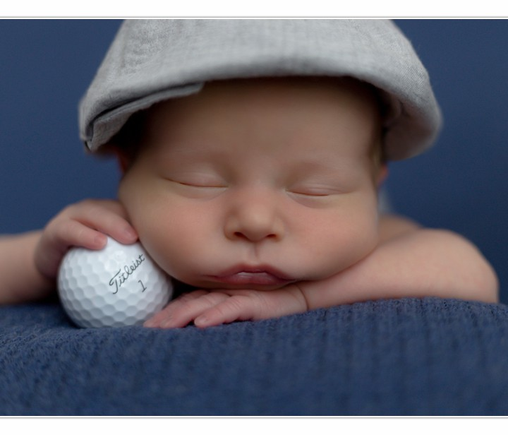 NH Newborn Photographer / Millyard Studios
