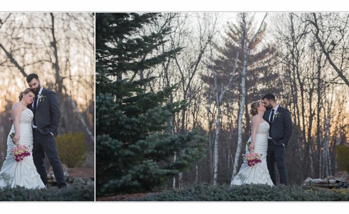 NH Wedding Photographers / Millyard Studios / Krista & Raphael / Zorvino Vineyards