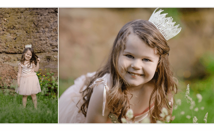 NH Children's Photography / Millyard Studios / Castle Session