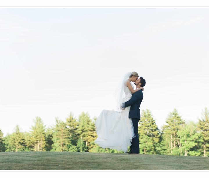 NH Wedding Photographer / Millyard Studios / The Oaks / Kelsey & Elliot