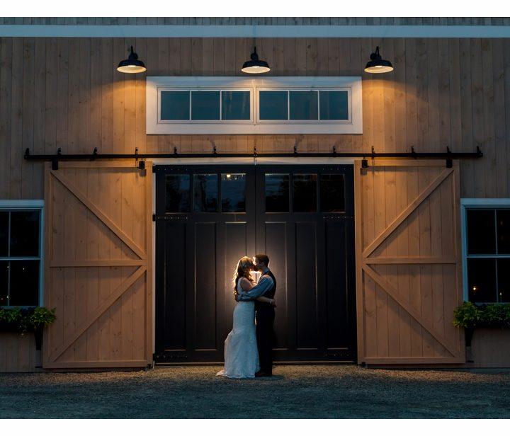 NH Wedding Photographer / Millyard Studios / Bellevue Barn at Carlisle Place / Kylee & Mike