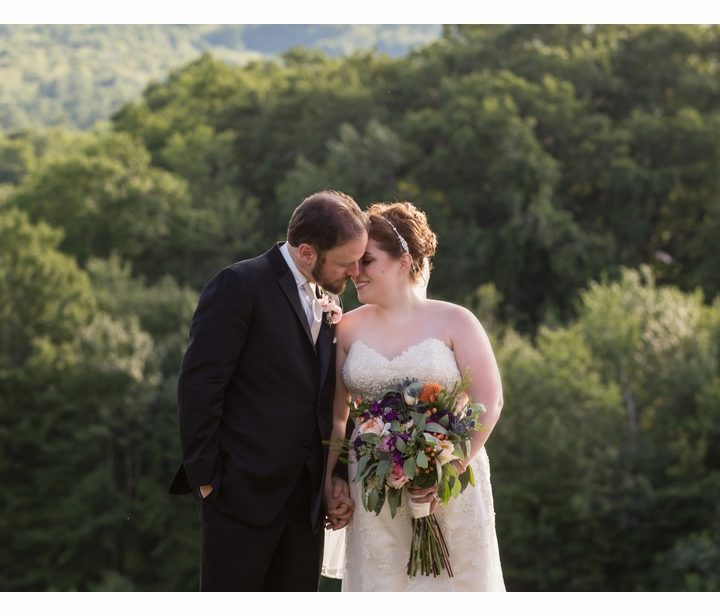NH Wedding Photographer / Millyard Studios / Emily & Scott / La Piece The Room