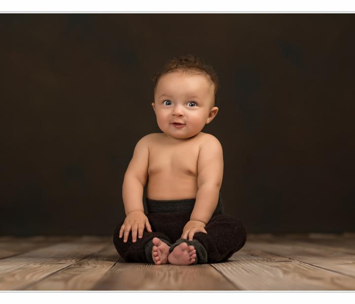 Baby Photographer New Hampshire / Millyard Studios