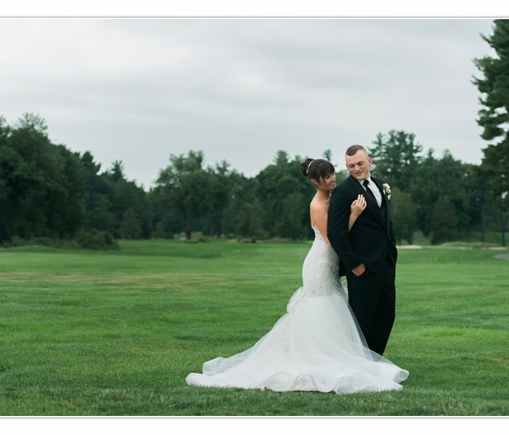 Wedding Photographer NH / Manchester Country Club / Millyard Studios / Meagan & Jared
