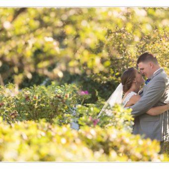 NH Wedding Photographer / Millyard Studios / Church Landing / Nicole & Pat
