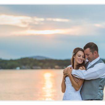 NH Wedding Photographer / Millyard Studios / The Margate Resort / Danielle & Jordan