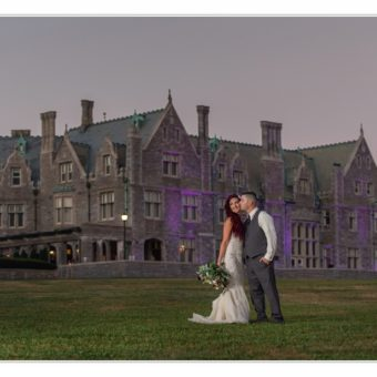 NH Wedding Photographer / Millyard Studios / The Branford House / Meridith & Steve