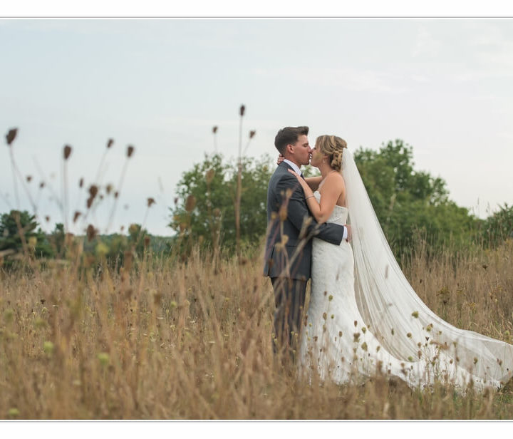 NH Wedding Photographers / Millyard Studios / Del-Lea / Meredith & Justin