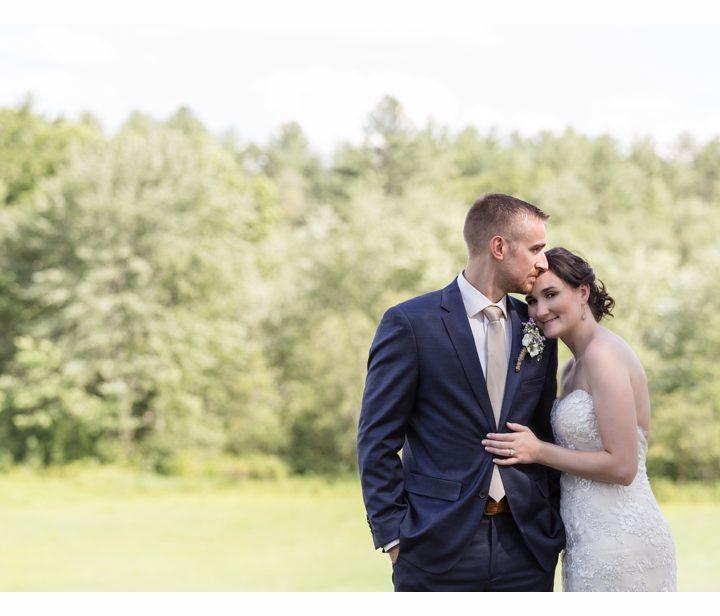 NH Wedding Photographer / Millyard Studios / LaBelle Winery / Ashley and Jon
