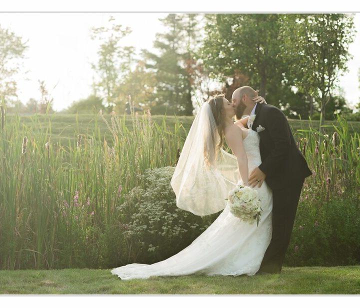 Wedding Photographer NH / Brookstone Event Center / Millyard Studios/ Amy & Ken