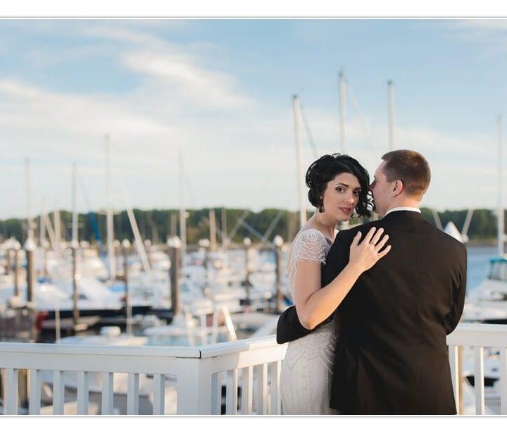 NH Wedding Photographer / Millyard Studios / The Wentworth by the Sea / Jessie & Ryan