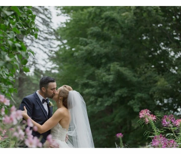 NH Wedding Photographer / Millyard Studios / Hardy Farm / Jen & Mike