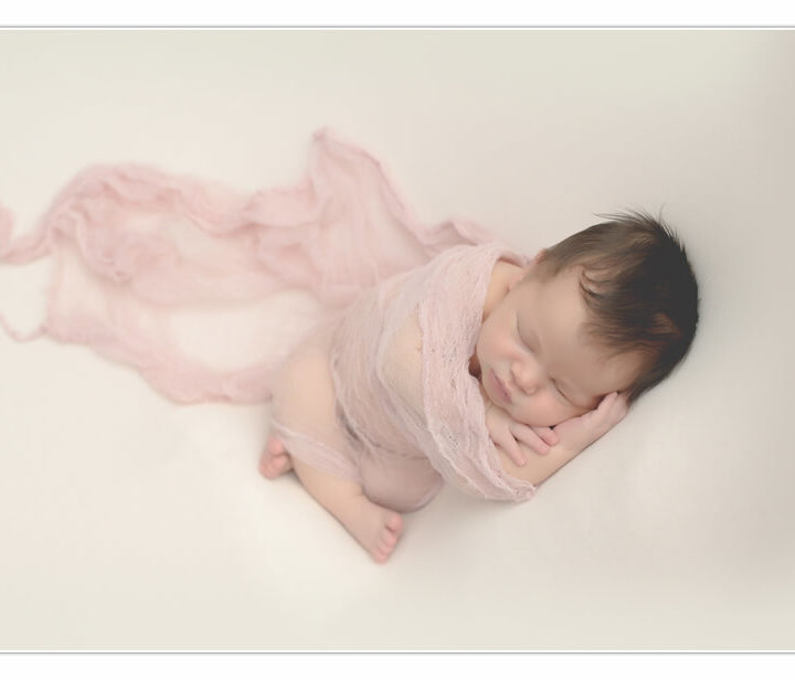 Newborn Photographer NH / Millyard Studios /