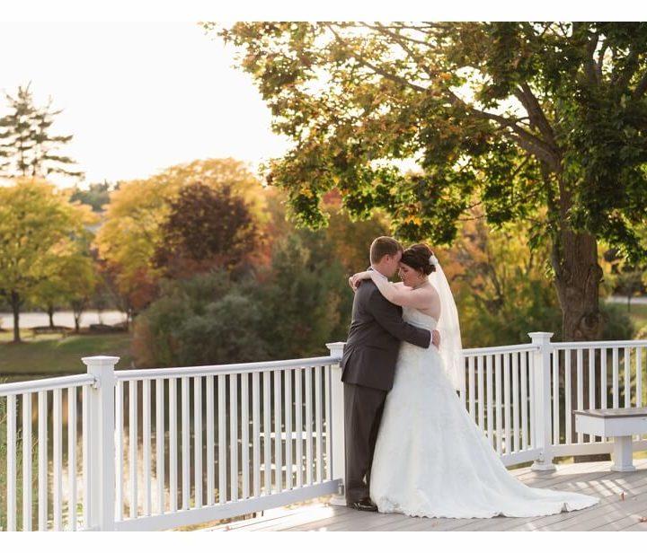 NH Wedding Photographer / Millyard Studios / Nashua Radisson / Monica and David