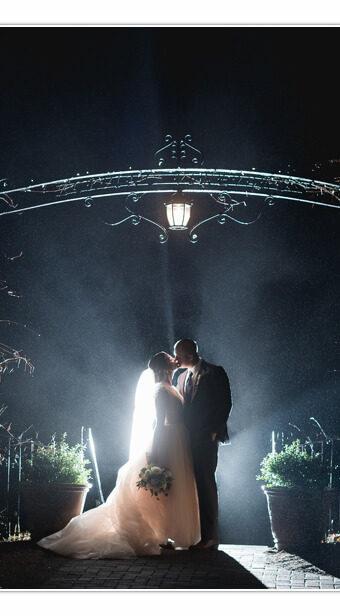 NH Wedding Photographer / Millyard Studios / Zorvino Winery / Ariel & Chris