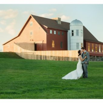 NH Wedding Photographer / Millyard Studios / The Barn at Gibbet Hill / Kelly & Brent