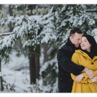 NH Engagement Photographer / Millyard Studios / Nicole & Nick
