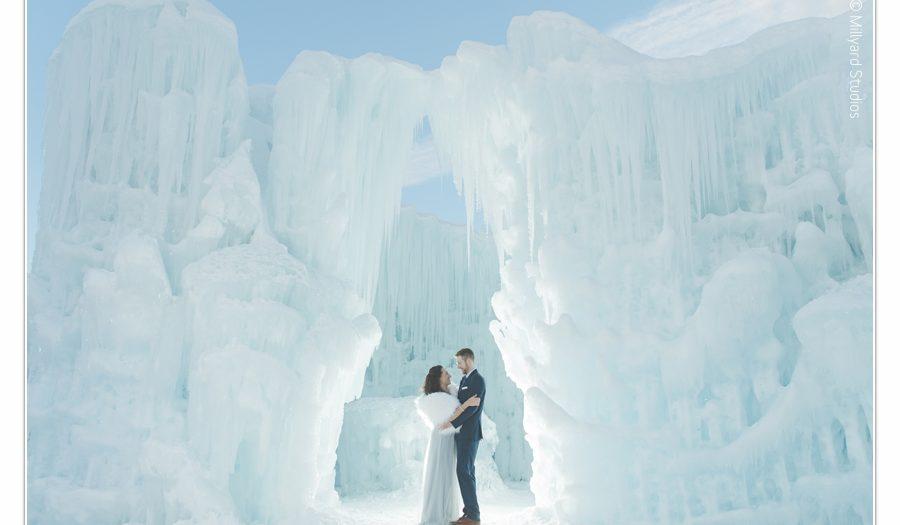 Ice Castles New Hampshire/ Millyard Studios