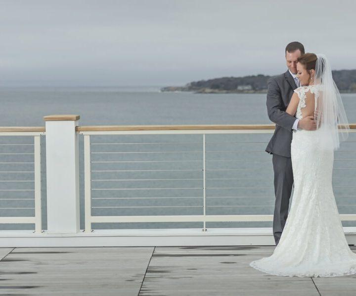 NH Wedding Photographer / Millyard Studios / Amanda & Mike / Beauport Hotel