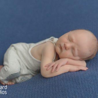 Newborn Photographer NH/ Millyard Studios
