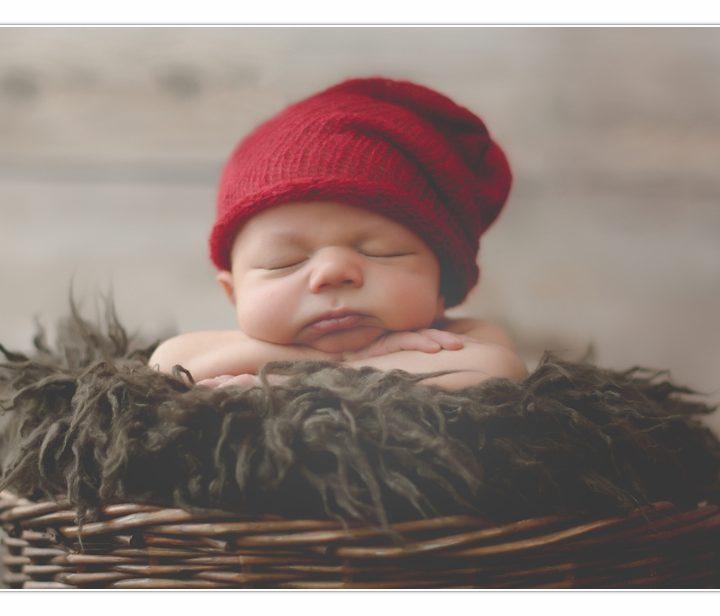Newborn Photographer NH/ Millyard Studios/