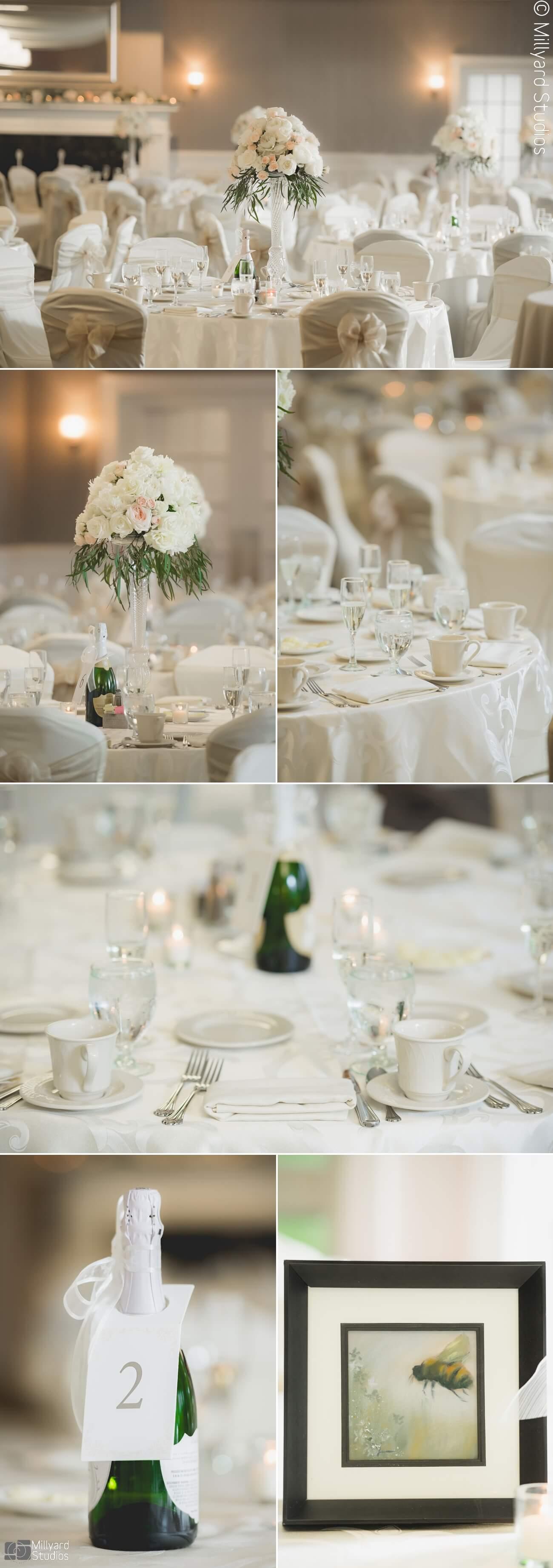 NH Wedding Photographer / Millyard Studios / Manchester Country Club ...