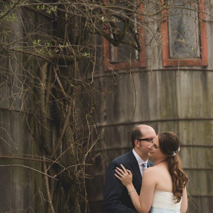 NH Wedding Photographer / Millyard Studios / Bedford Village Inn / Caitlin & Christopher