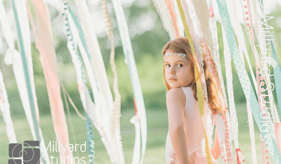 Children's Photographer NH - Millyard Studios - Creative Portraits