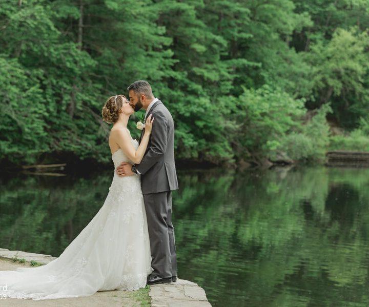 NH & MA Wedding Photographer | Millyard Studios | Alyssa & Johann | The Colonial Hotel