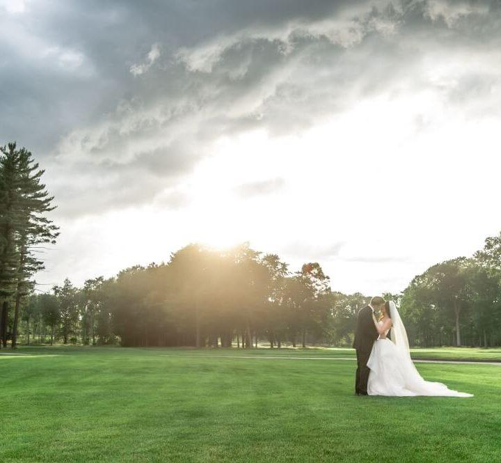 NH Wedding Photographer / Millyard Studios / Manchester Country Club / Ariana & Ryan