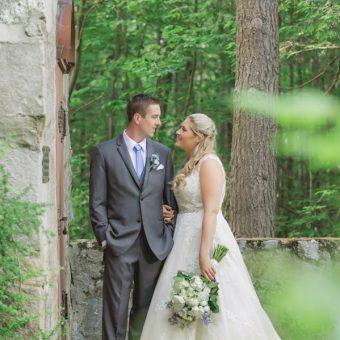 NH Wedding Photographer / Millyard Studios / Emily & Joe / Dexter's Inn