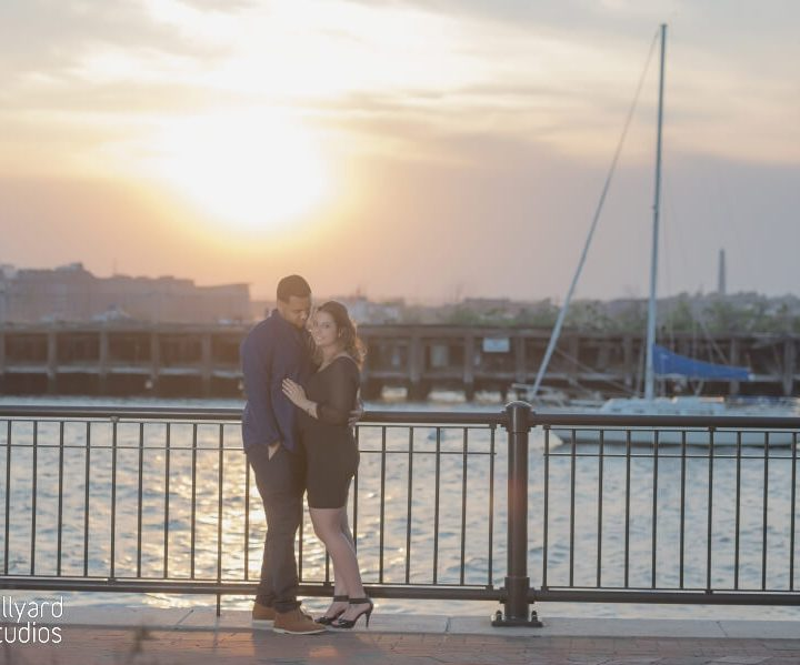 Engagement Photographer Boston NH