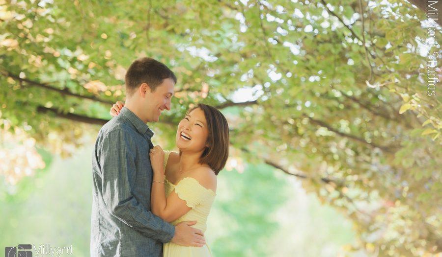 Engagement Photographer NH/ Boston Session