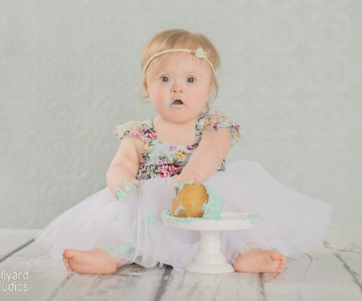One Year Baby Photographer NH