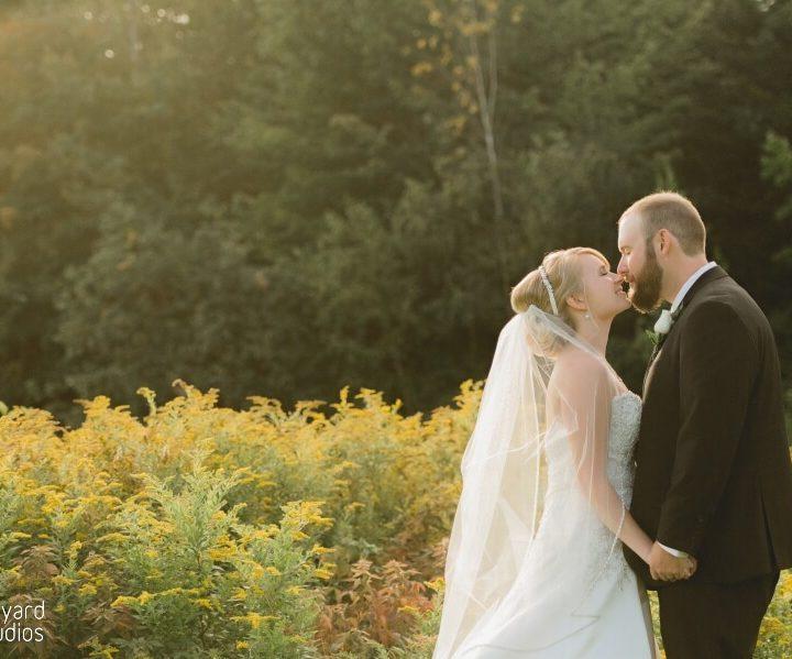 NH Wedding Photographer / Millyard Studios / Waterville Valley Resort / Kaitlyn & Ward