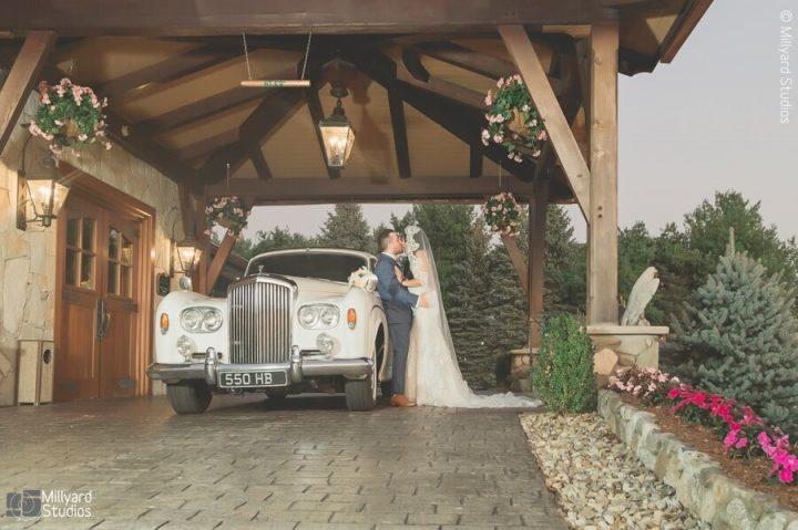 NH Wedding Photographer | Millyard Studios | Maricella & Matt | Tewksbury Country Club