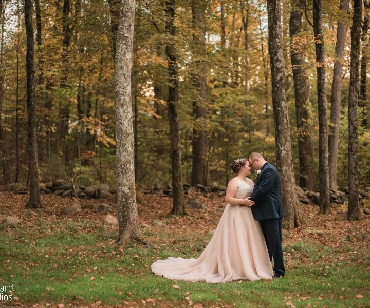 NH Wedding Photographer / Millyard Studios / Charter Oak Country Club / Jessica & Matt