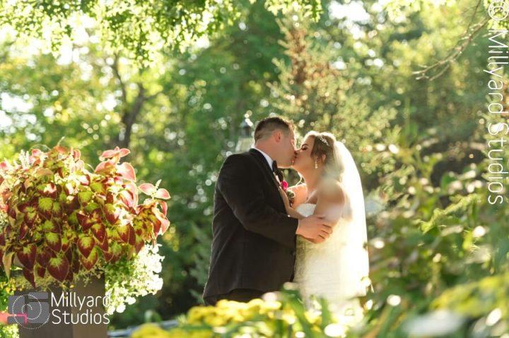 NH Wedding Photographer / Millyard Studios / Bedford Village Inn / Justine and Nick