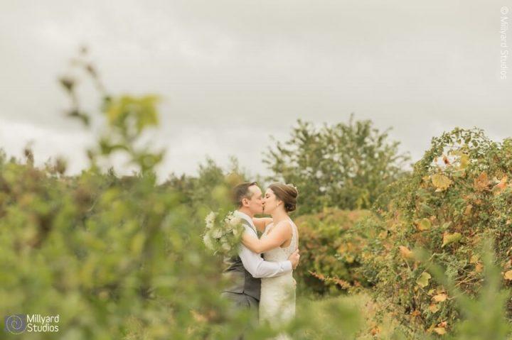 NH Wedding Photographer | Millyard Studios | Curtis Farm | Kimber & Steve