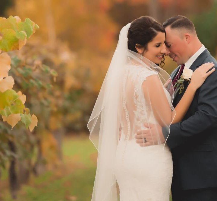 NH Wedding Photographer / Millyard Studios / Zorvino Vineyards / Nicole & Nick
