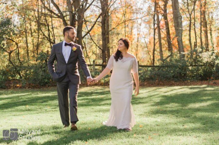 NH Wedding Photographer / Millyard Studios / Bedford Village Inn / Molly & Nikko
