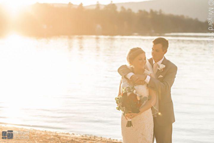 NH Wedding Photographer / Millyard Studios / The Inn on Newfound Lake / Amanda & Kyle