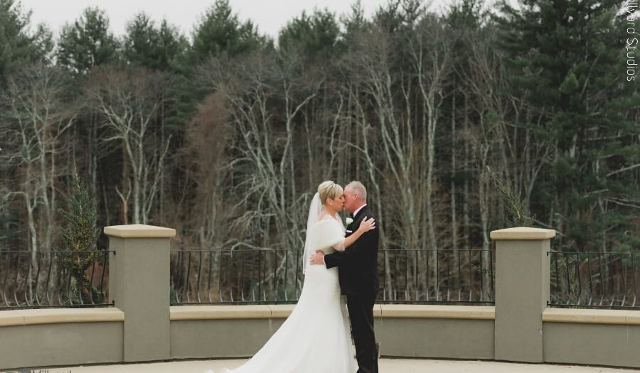 NH Wedding Photographer / Millyard Studios / Danielle & Peter / LaBelle Winery