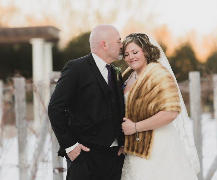 NH Wedding Photographer / Millyard Studios / Birch Wood Vinyards / Danielle & Lee