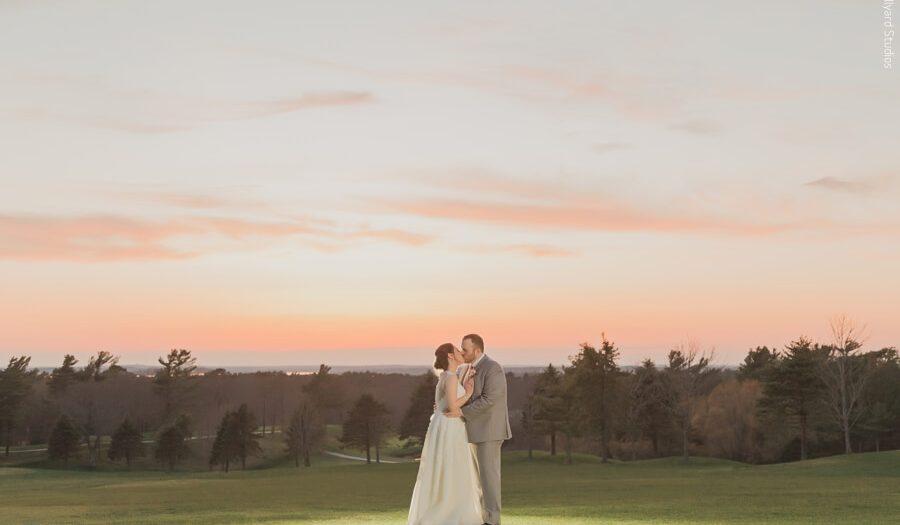 MA Wedding Photographer / Millyard Studios / Brookside Club / Erin & Erik