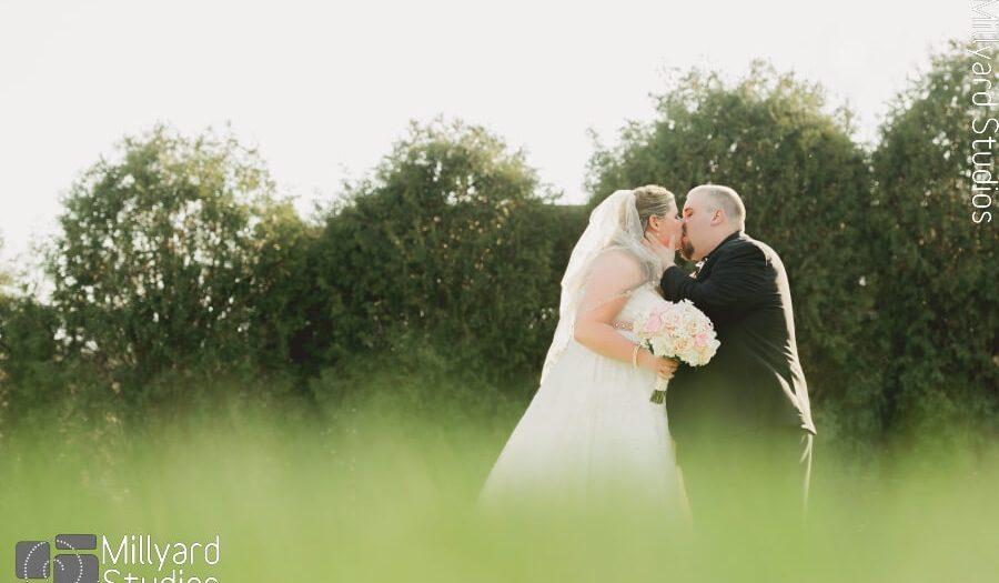 NH Wedding Photographer / Millyard Studios / Birch Wood Vineyards / Chardonnay & Bill