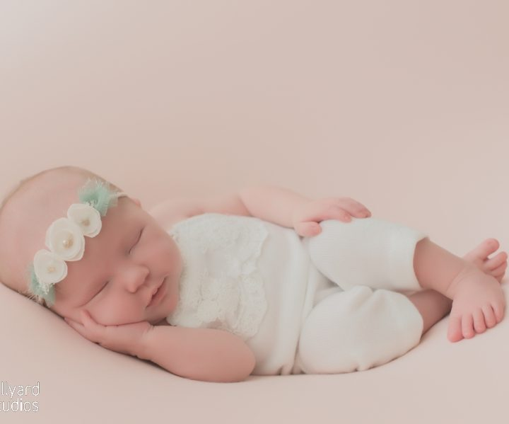 Newborn Photographer NH Millyard Studios