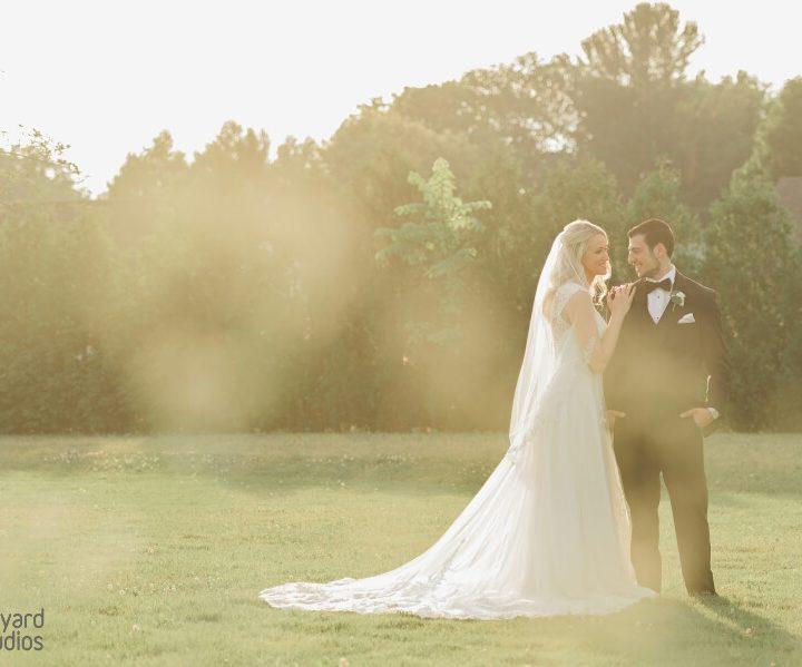 NH Wedding Photographer / Millyard Studios / Groveland Fairways / Rachel & Mark